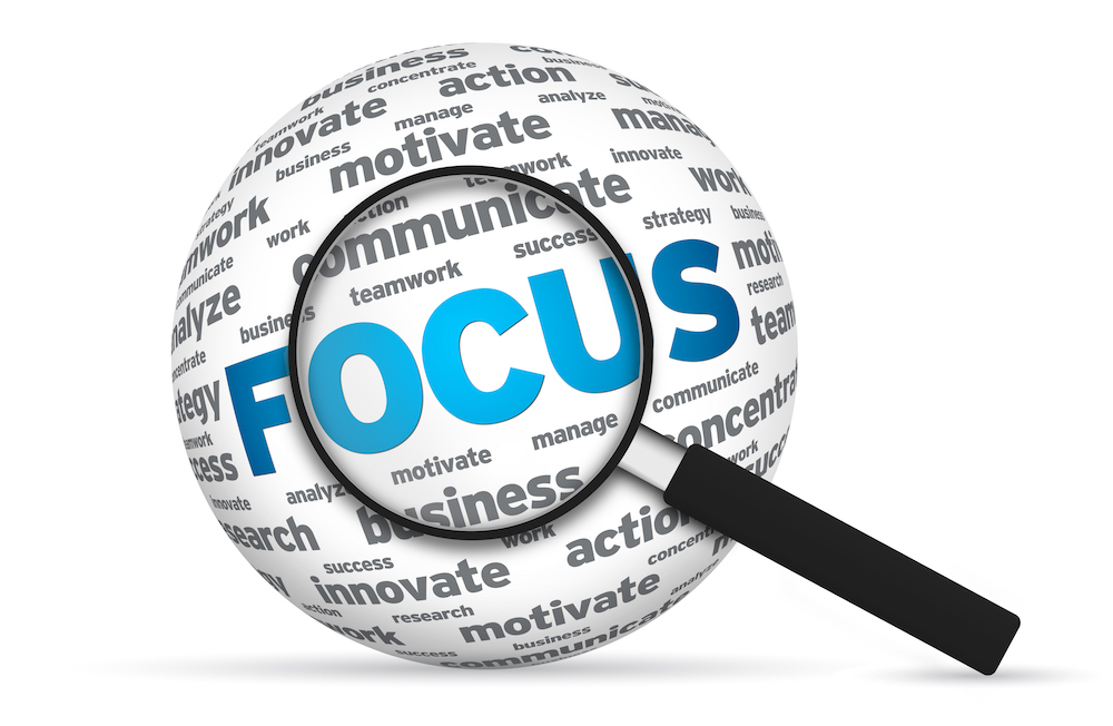 Marketing Focus Helps Companies Stay The Course & Accomplish Business Goals